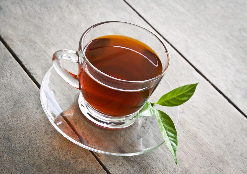 green tea metabolic rate diet