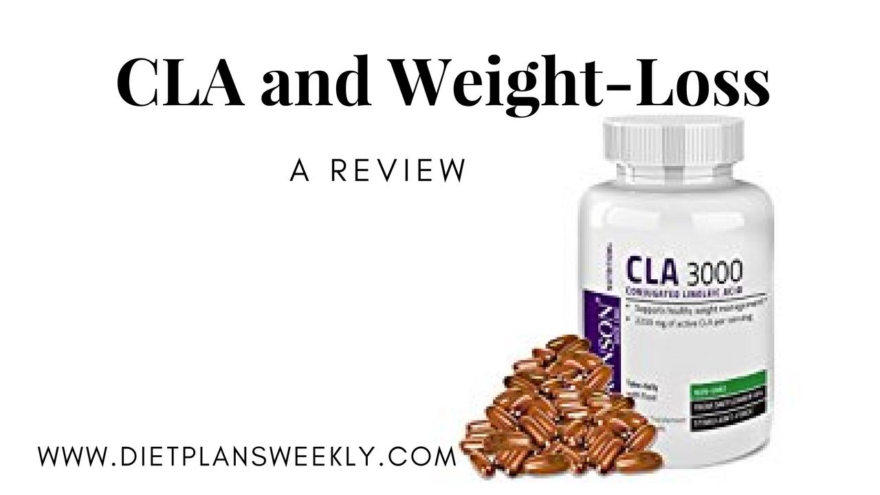 tonalin cla fast weight loss